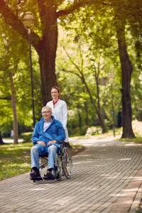 Home Care Atlanta, GA: Seniors and Gardening
